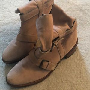 Cole Haan Short Boots